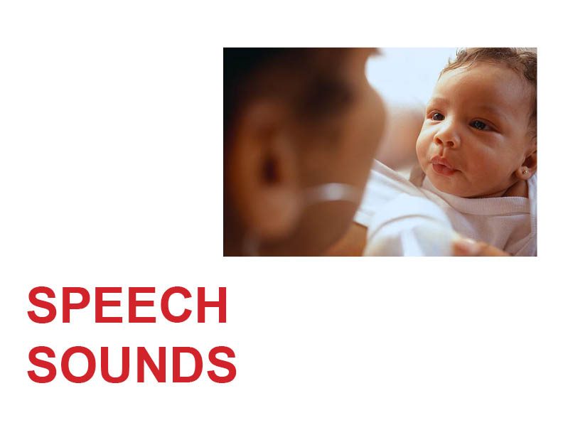 "From birth, we social creatures perceive ""native tongue"" while being bathed in spoken language, morning to night.  Speech productions will be as variable as each individual person in our environment, yet patterns will be imprinted."